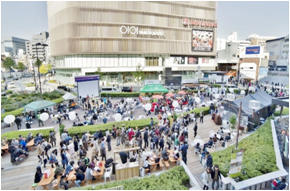 Namba Plaza Renovation Project