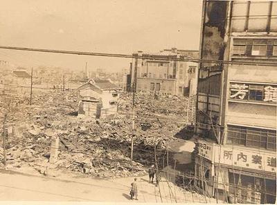 戦後間もない戎橋筋の貴重な写真が見つかりました! 戦後間もない戎橋筋の貴重な写真が見つかりました